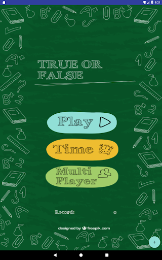 True or False  screenshots 7