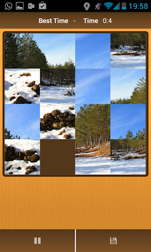s-puzzles: sliding puzzles screenshot 2