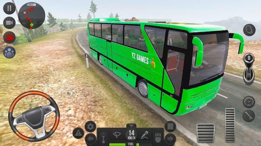 Coach Bus Driving 2020 : New Free Bus Games screenshots 1