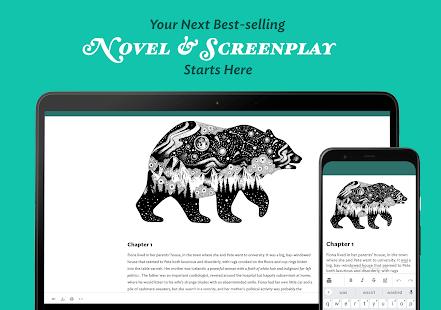 JotterPad - Writer, Screenplay, Novel 13.0.11B-pi Screenshots 17