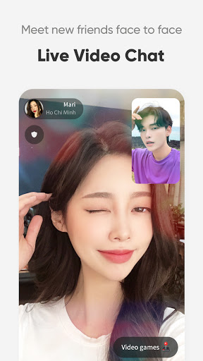 GLAM - Live video chat  Screenshots 2