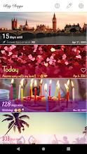 Big Days - Events Countdown screenshot thumbnail