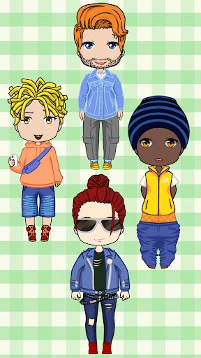 Chibi Boy u2013 Doll Maker 1.4 screenshots 11