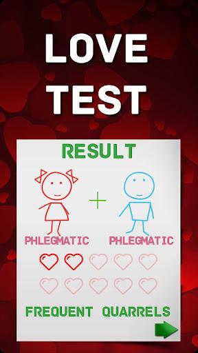 Love Test 1.7 Screenshots 10