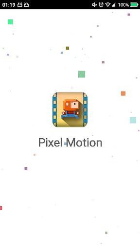 pixel motion screenshot 1