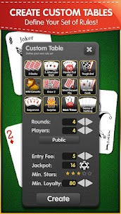 Canasta (Free, no Ads) 1.2.1 APK Mod for Android 3