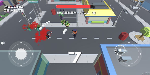 City Survival-Zombie Destroyer Hack for iOS and Android 5