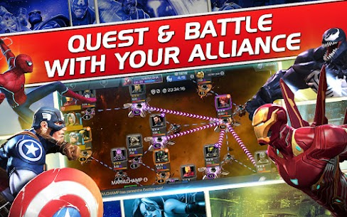 Marvel Contest of Champions MOD APK 32.1.1 (Frozen Enemy, Unlimited Skills) 14