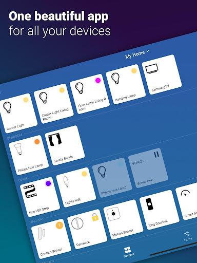 Homey u2014 A better smart home 6.1.0 Screenshots 20