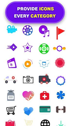 Logo Maker & Logo Design Generator 3.6 Screenshots 4