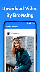 Video Downloader for Facebook – Free Video Saver 2