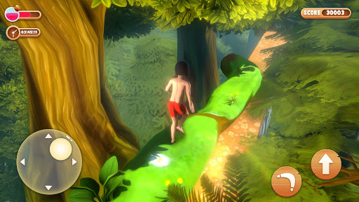 Kids Jungle Adventure : Free Running Games 2019 screenshots 1