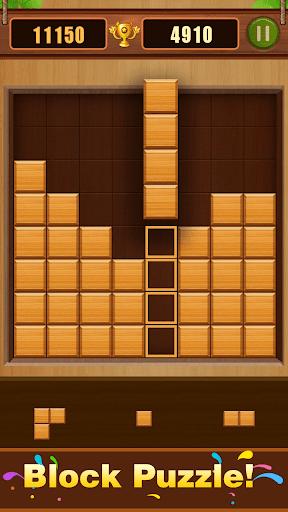 Wood Block Puzzle 2.2 screenshots 1