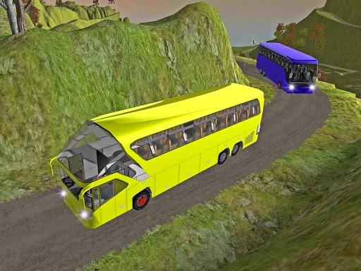 Tourist Coach Sim - Off-road Bus Transport Driver 1.0 screenshots 2