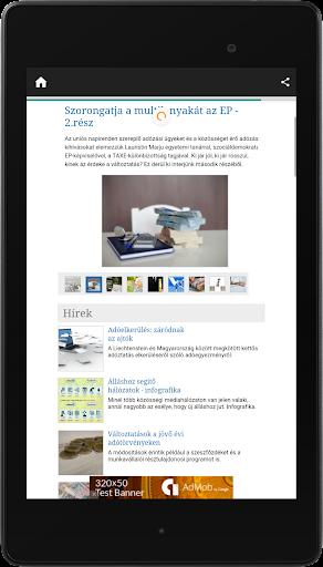 Hungary Newspapers App | Hungary News App 7.5 screenshots 2