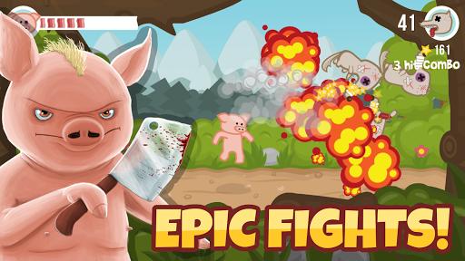 Iron Snout - Fighting Game 1.1.31 screenshots 1