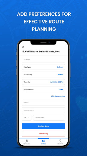 Zeo Route Planner - Fast Multi Stop Optimization 6.8 Screenshots 5