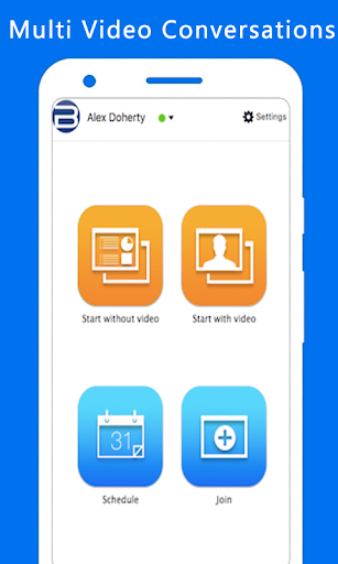 Guide for Zoom Cloud Meetings Video Conferences 1.0.4 Screenshots 4