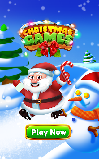 Christmas Games - Bubble Shooter 2020 2.9 screenshots 21