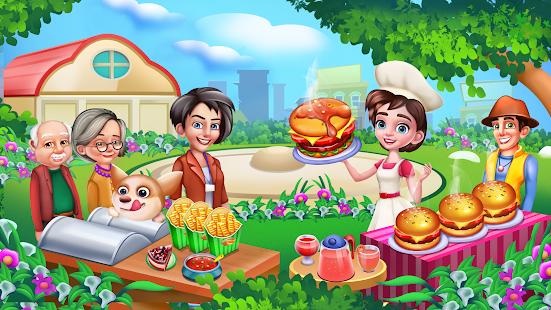 Chefu2019s Kitchen: Restaurant Cooking Games 2021 screenshots 22