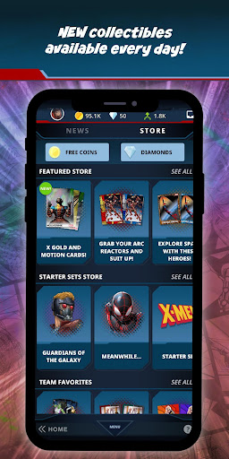 Marvel Collect! by Topps Card Trader 14.3.1 screenshots 3