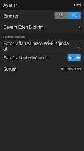 Yahoo Hava Durumu Screenshot