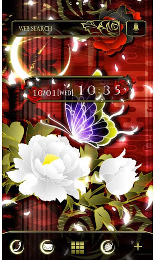 Elegant Theme Fluttery Flowers For PC Windows (7, 8, 10, 10X) & Mac Computer Image Number- 5