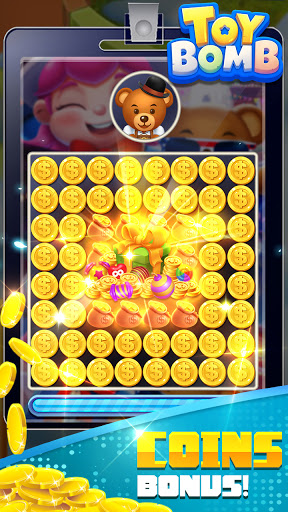 Toy Bomb: Blast & Match Toy Cubes Puzzle Game  screenshots 1