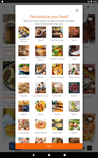 Allrecipes Dinner Spinner  Screenshots 9