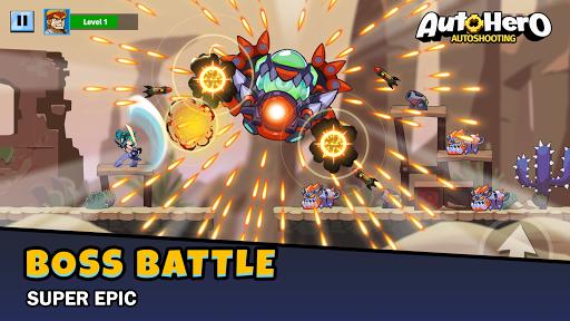 Auto Hero: Auto-fire platformer  screenshots 14