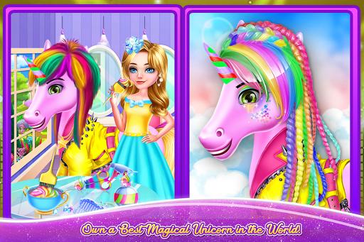My Unicorn Beauty Salon 1.0.9 Screenshots 4