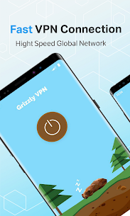 Grizzly VPN – Unlimited Free VPN & WiFi Security 1.3.6 Android Mod APK 1