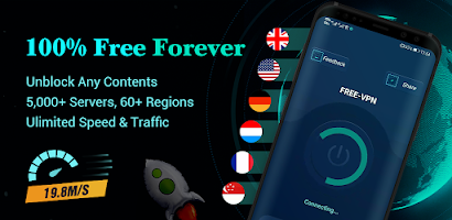 Star VPN - Free, Anonymous, Unblock, Fast