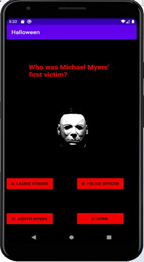 Halloween Michael Myers Game  screenshots 2