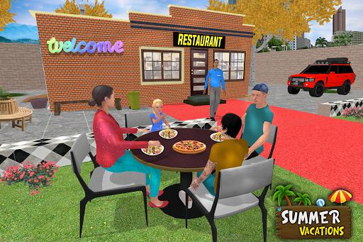 Virtual Family Summer Vacations Fun Adventures  screenshots 4