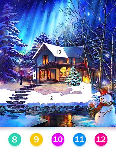 Paint by number - Relax Jigsaw 1.4.4 screenshots 23