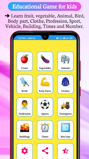 Games For Kids - Free Educational Learning Apps 10.0 screenshots 1