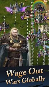 Evony: The King's Return Strateji Saldırı Oyunu Full Apk İndir 3
