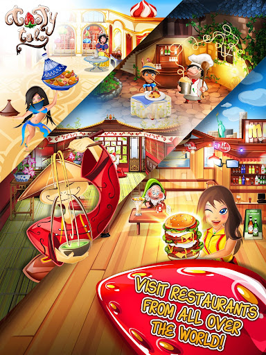 Tasty Tale: puzzle cooking game Apkfinish screenshots 12