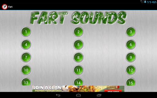 Fart Sounds - prank and jokes 2.10 screenshots 3