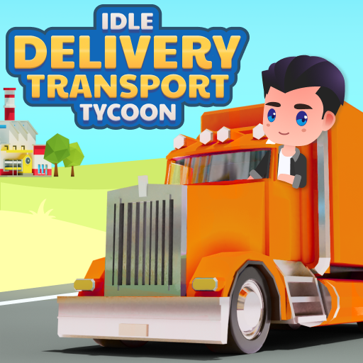 Idle Delivery City Tycoon 2: Cargo Transit Empire