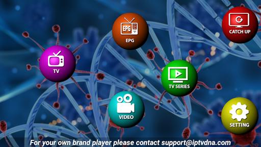 Foto do IPTV DNA