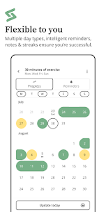 7 Weeks – Simplest Habit and Goal tracking 4.0.2 Apk 2