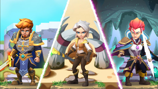 Arcade Hunter: Sword, Gun, and Magic  screenshots 21