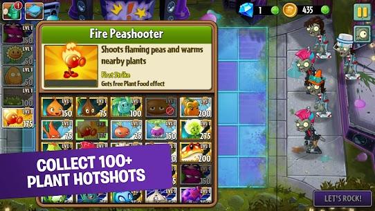 Plants Vs Zombies 2 Mod APk 8.8.1 (Không giới hạn tiền / đá quý) 4