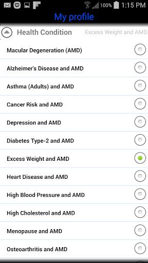 Macular Degeneration (AMD)  screenshots 6