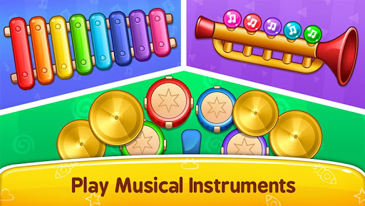 Baby Games - Piano, Baby Phone, First Words 1.3.0 screenshots 5