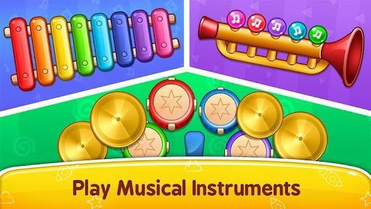 Baby Games Piano Baby Phone First Words Apk Download 5