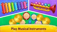 Baby Games - Piano, Baby Phone, First Wordsのおすすめ画像5