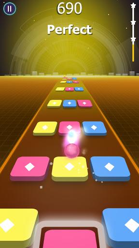 Beat Ball: Dancing Color Hop 1.2 screenshots 5